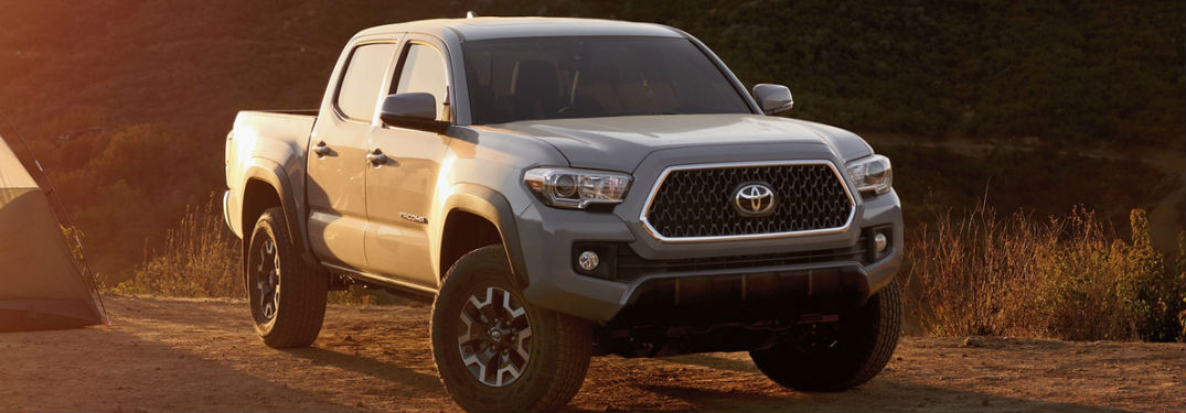 2019 Toyota Tacoma Engine Options And Towing Capacity