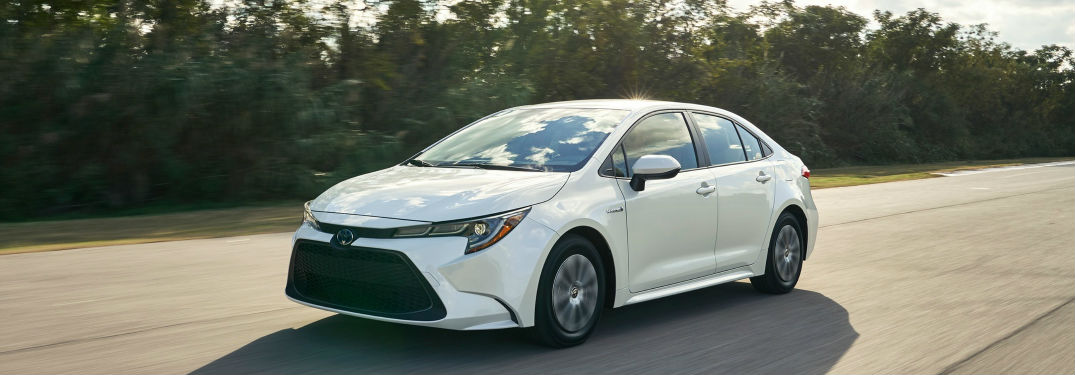 2020 Toyota Corolla Interior Features and Sound System
