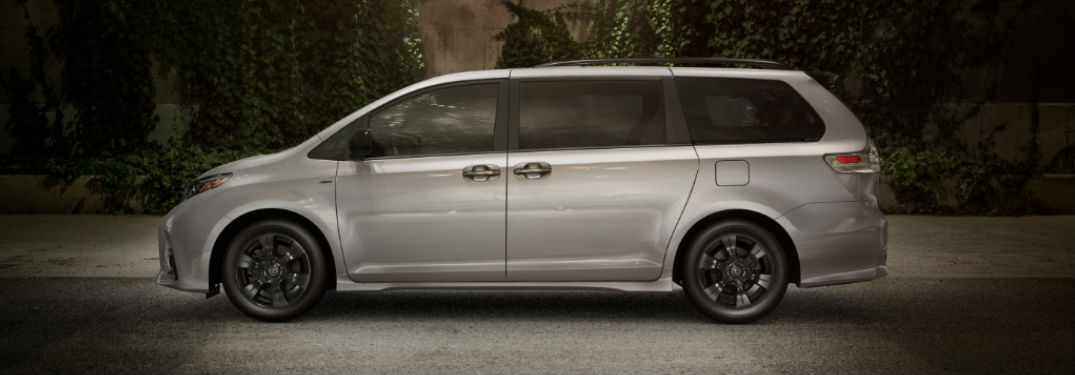 How spacious is the new Sienna?