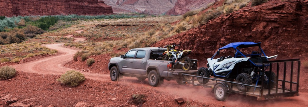 Tacoma Towing Capacity >> Can The Toyota Tacoma Tow More Than The Ford Ranger