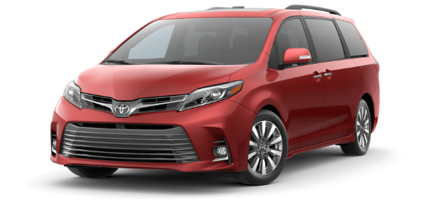 What Color Is Sienna >> 2020 Toyota Sienna Interior And Exterior Color Options