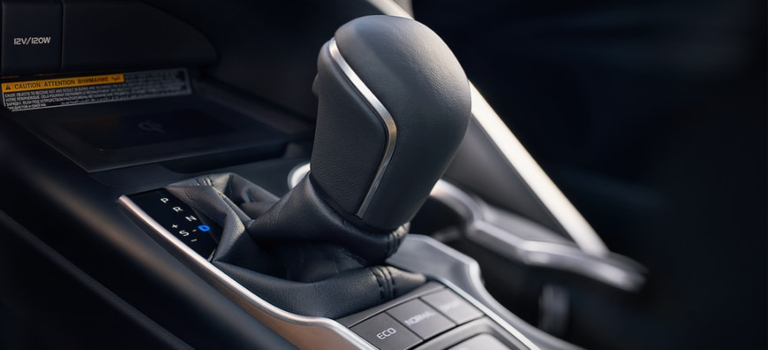 2019 Toyota Camry shift lever