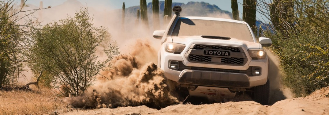 How does the Tacoma TRD Pro differ from other trims?