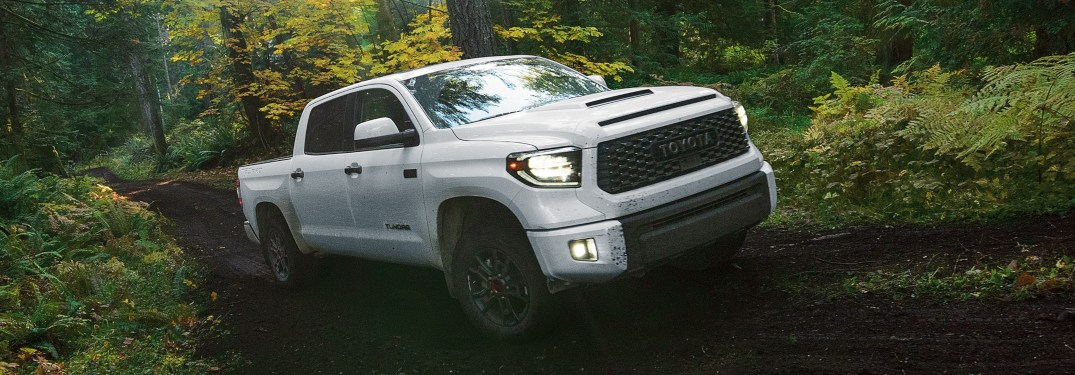 What colors is the 2020 Toyota Tundra available in?