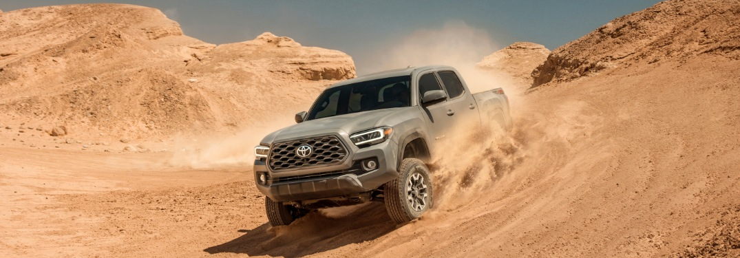 Difference between the 2020 Tacoma Access Cab and Double Cab?