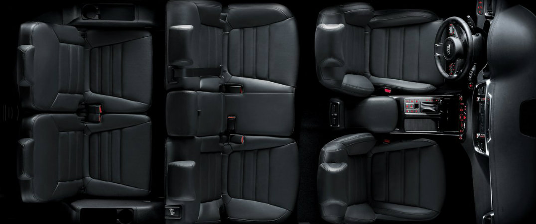 ... Does The 2016 Sorento Have Third Row Seating?