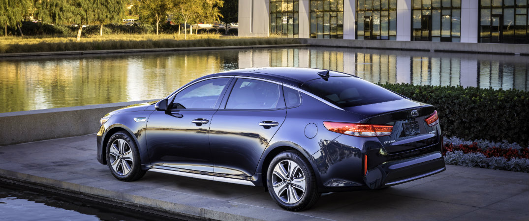 Does the Kia Optima Hybrid pay for itself?