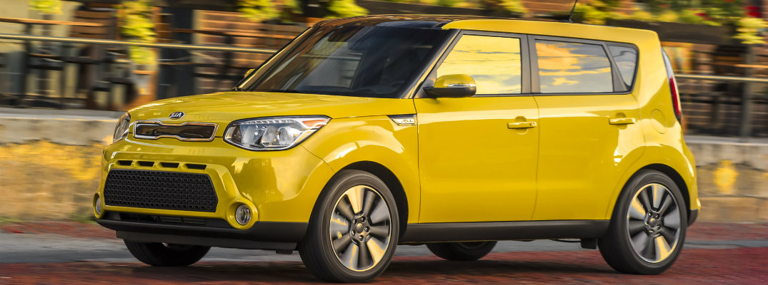 Does The New Kia Soul Have All Wheel Drive