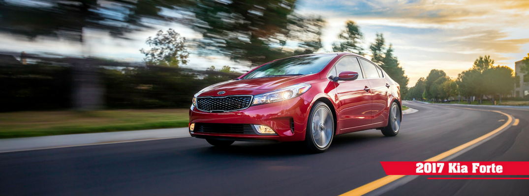 2017 Kia Forte Features and Colors
