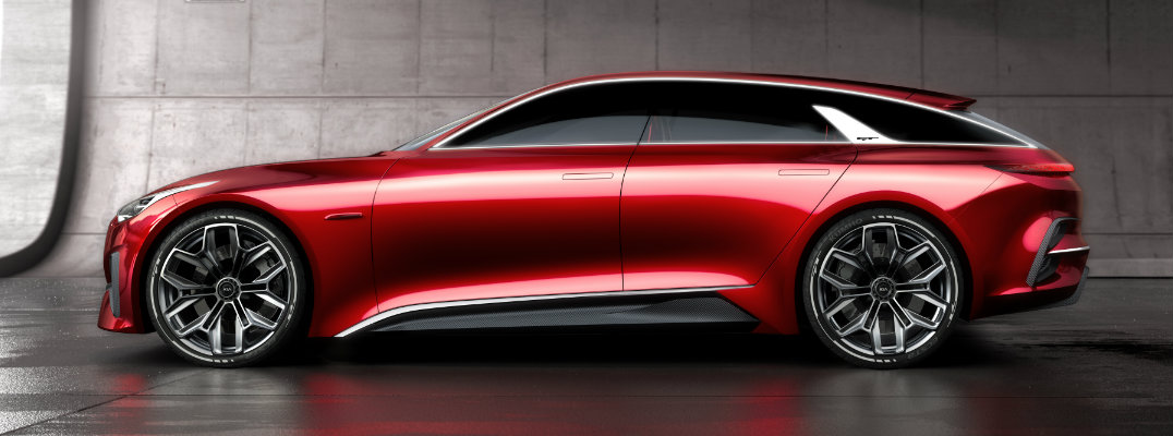What is the Kia Proceed Concept Car?