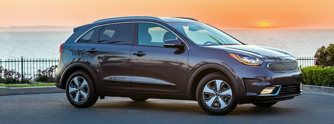 Trims And Prices Of The 2018 Kia Niro