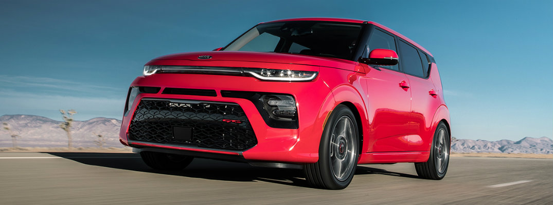 Take a Closer Look at the 2020 Kia Soul!