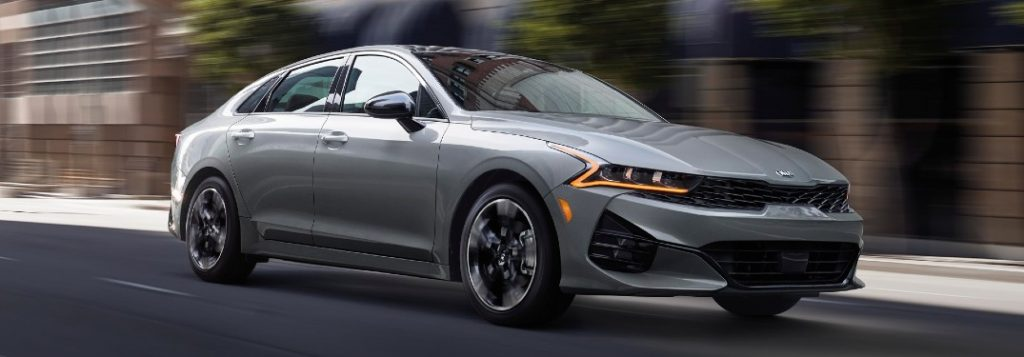 What Safety Features Are Available for the 2021 Kia K5?