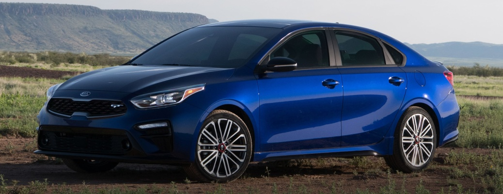 2021 Kia Forte Safety Features
