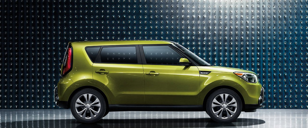 What's new for the 2016 Kia Soul?