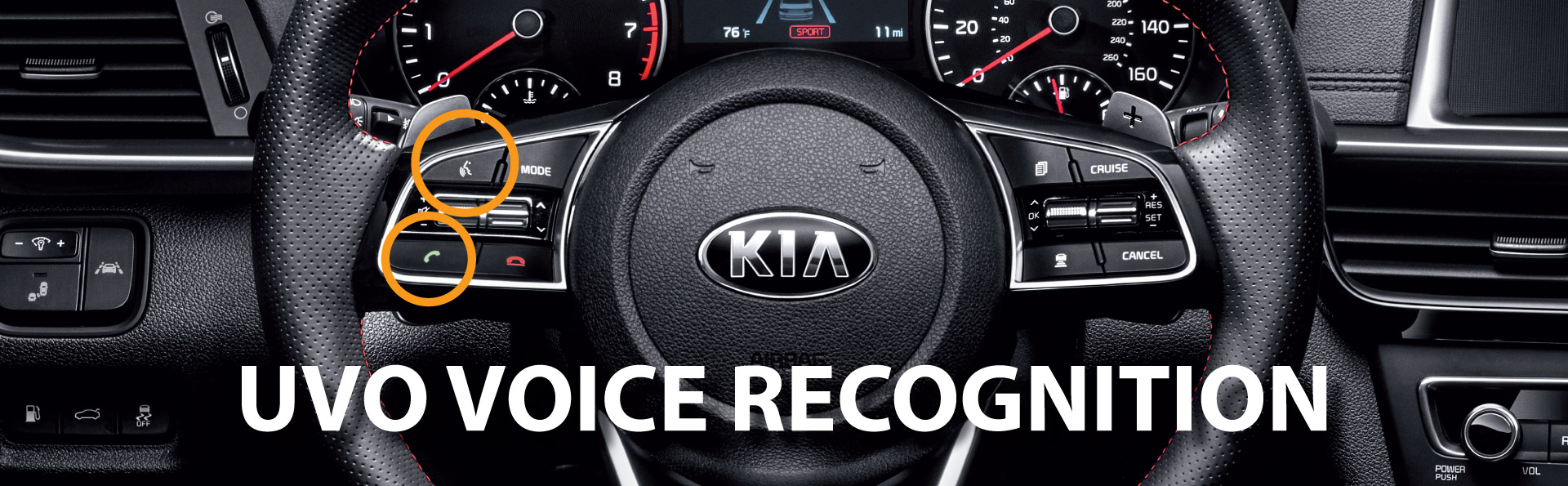 Quakertown Kia Service Tips: Kia Voice Recognition