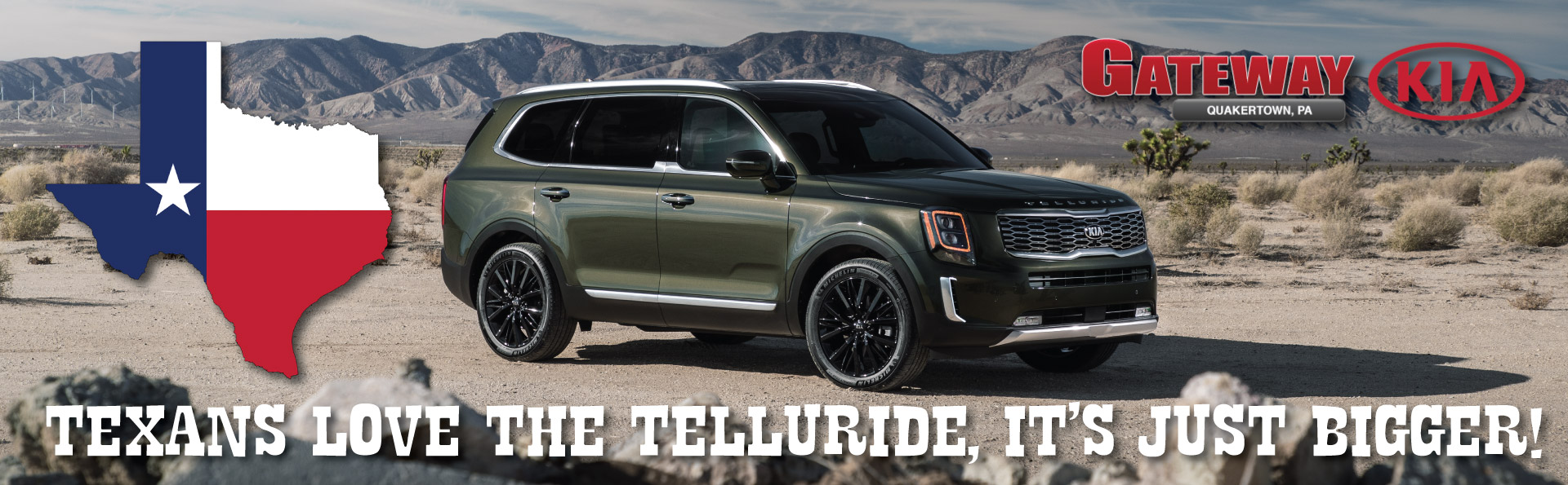 2020 kia telluride wins texas gateway quakertown pa