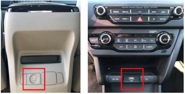 Quakertown Kia Service Tips: Media Device Ports