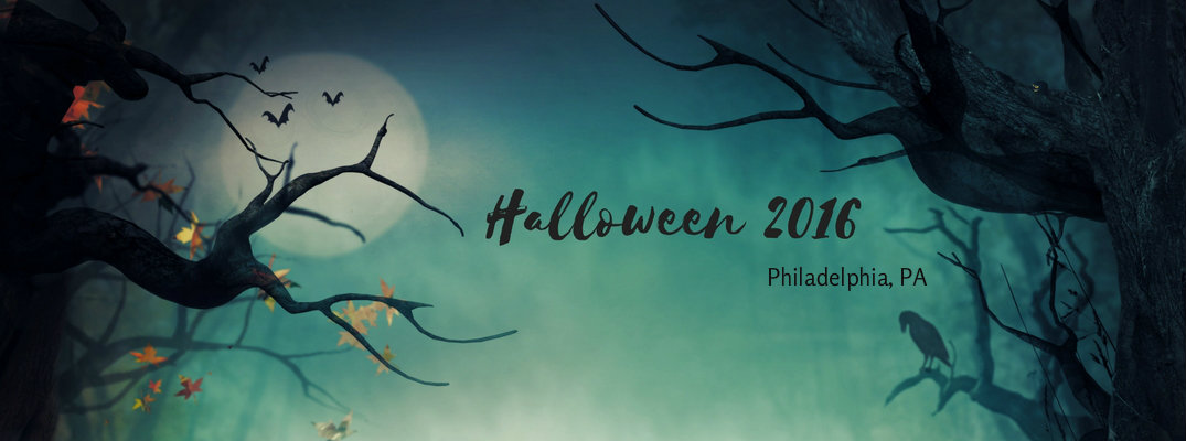 2016 Trick or Treat Times in Philadelphia PA