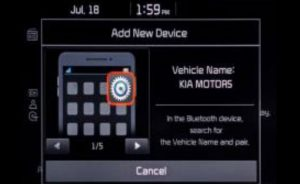 gateway kia warrington bluetooth