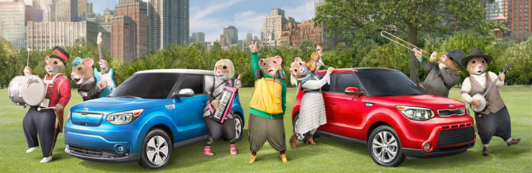 Does Kia still make commercials with the hamsters?