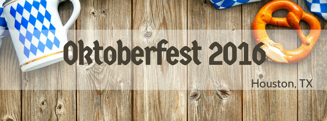 2016 Oktoberfest in Houston