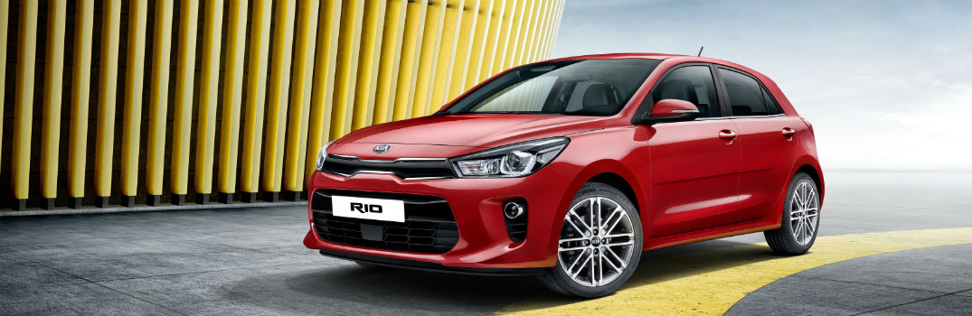What will the new Kia Rio look like?