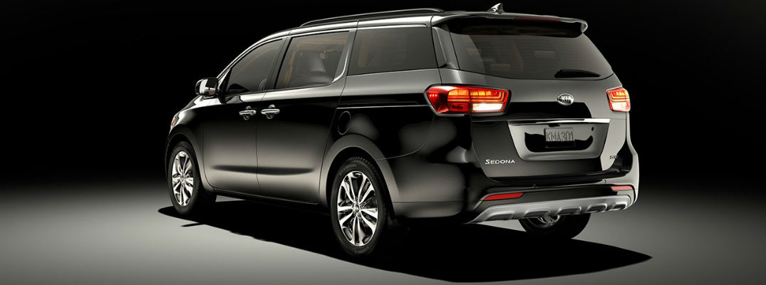 What's new with the 2017 Kia Sedona?
