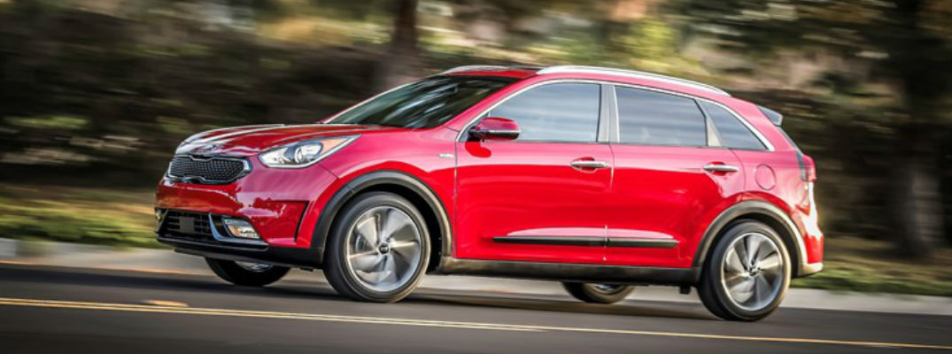2017 Niro in Red