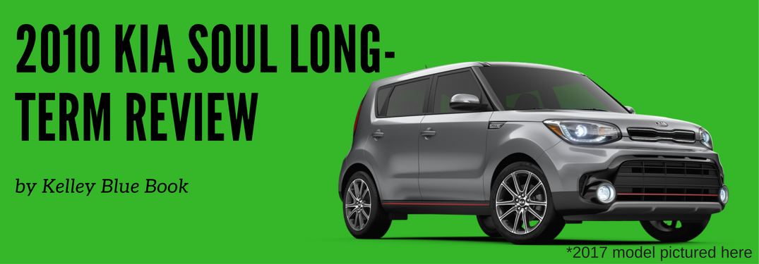 2010 Kia Soul in gray
