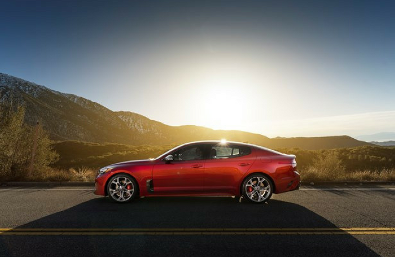 What Technology Comes In The 2018 Stinger Archer Kia