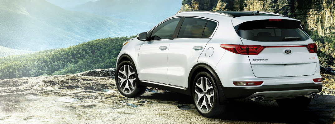 What is the difference between the 2019 vs. 2018 Kia Sportage?