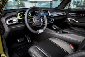 Inside the 2020 Kia Telluride