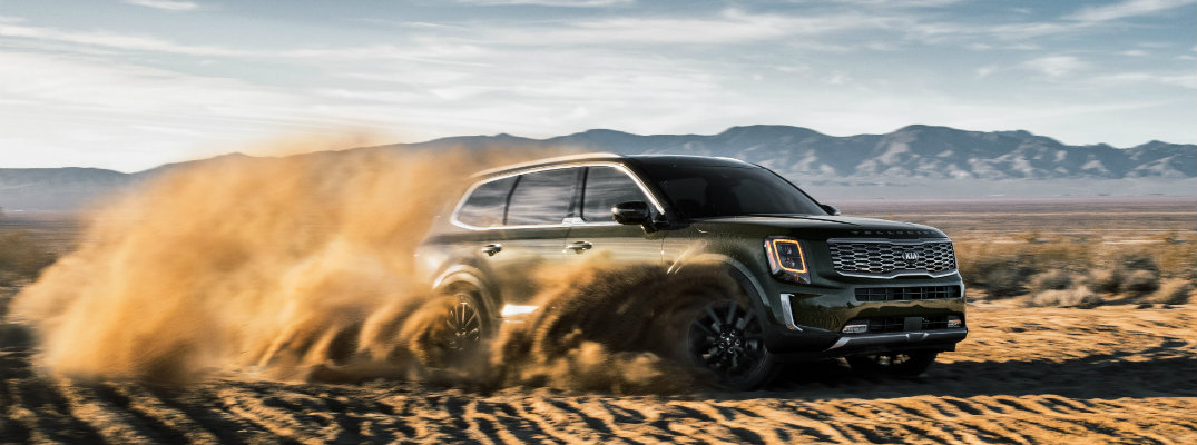 What is the 2020 Kia Telluride MSRP?