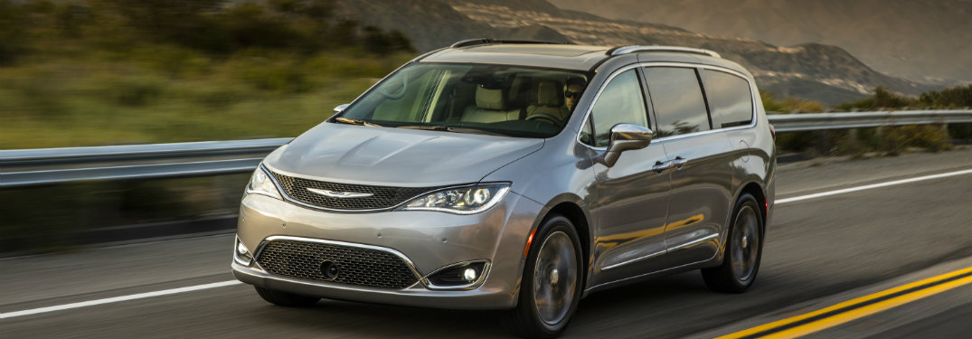 Chrysler Pacifica In St Paul MN At Fury Motors - 2017 pacifica invoice