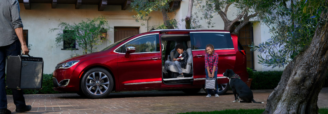 Chrysler Pacifica Is The Best Minivan Of - 2017 pacifica invoice