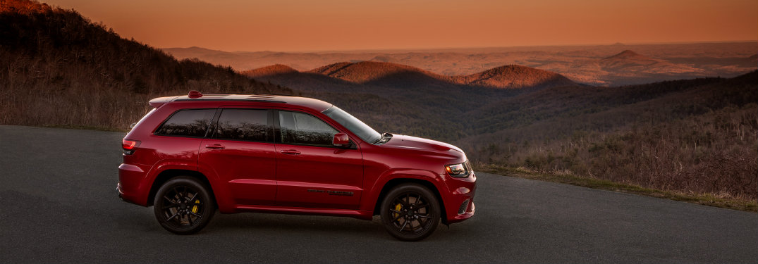 How Much Does The 2018 Jeep Grand Cherokee Trackhawk Cost