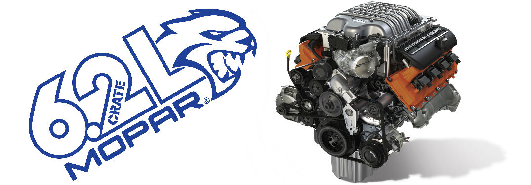 Turn Any Car Into a Hellcat with the Hellcrate