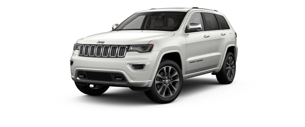 2018 jeep grand cherokee exterior color options for Fury motors st paul