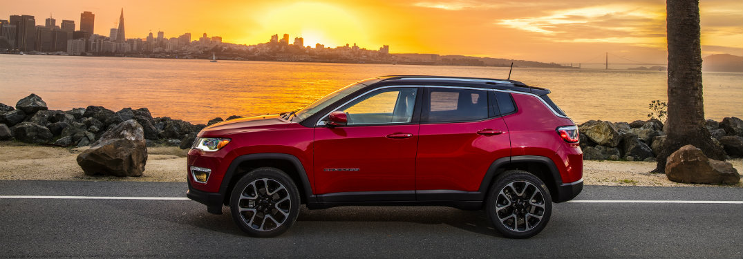Is The 2018 Jeep Compass A Safe Crossover Explore Crash Test
