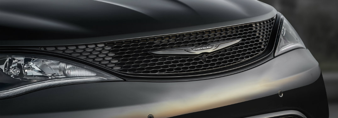 What Colors Are Available on the 2019 Chrysler Pacifica?