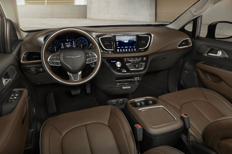 What Colors Are Available On The 2019 Chrysler Pacifica