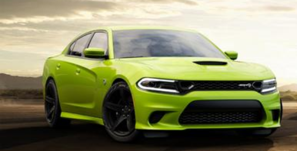 Dodge Challenger And Charger High Impact Exterior Color