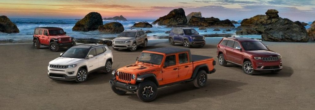 2019 Jeep Lineup Drivetrain Options Saint Paul Fury Motors