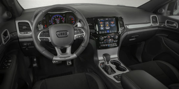 What's New for the 2020 Jeep Grand Cherokee?