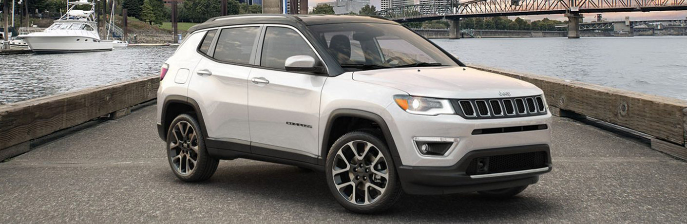 2020 Jeep Compass Exterior Colors