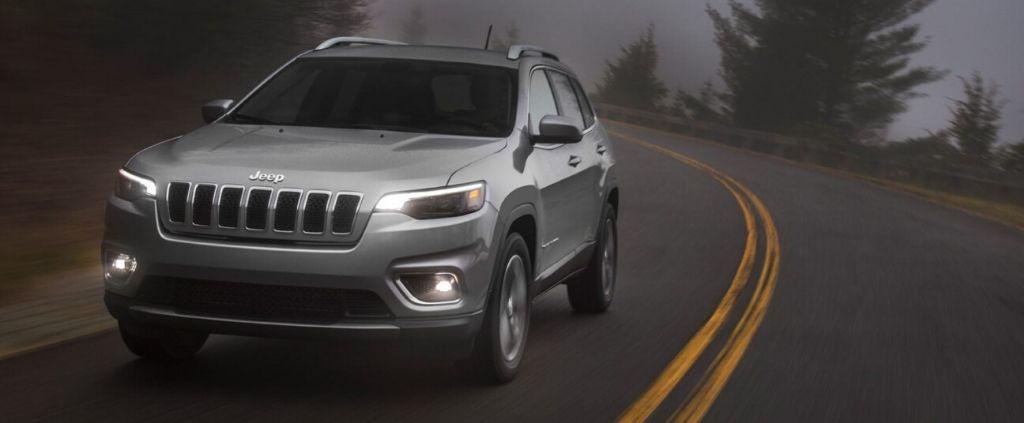 2020 Jeep Cherokee Electric Stability Control O Saint Paul Fury