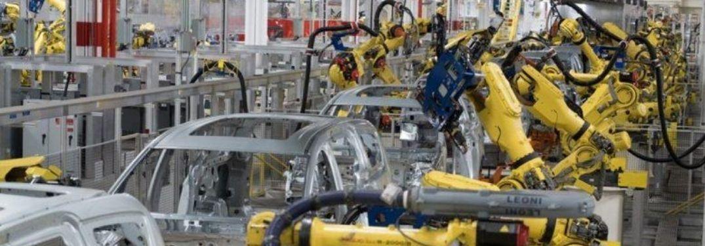 FCA assembly plant