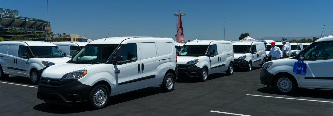 2016 Ram ProMaster City Commercial Advantages
