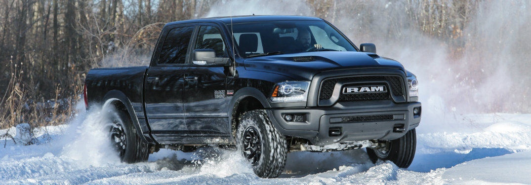 2017 Ram 1500 Rebel Black Release Date